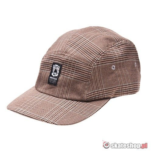 TURBOKOLOR Pagan (brown) cap