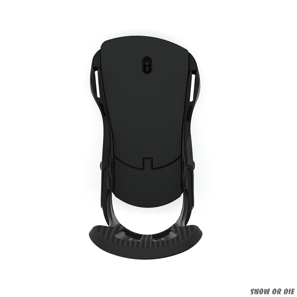 UNION Force (black) snowboard bindings