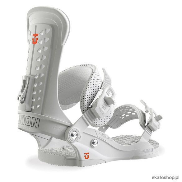 UNION Force (white) snowboard bindings