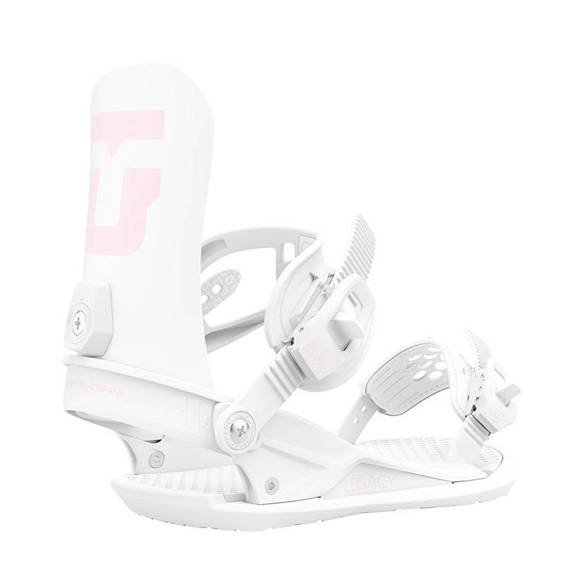 UNION Legacy WMN 21' (white) snowboard bindings