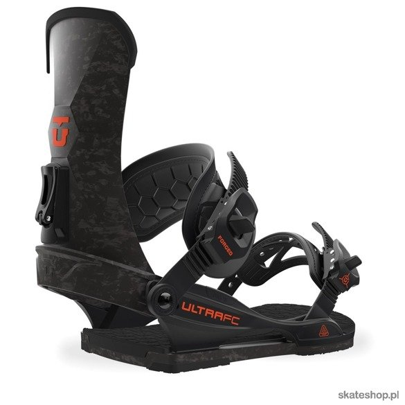 UNION Ultra FC (black) snowboard bindings
