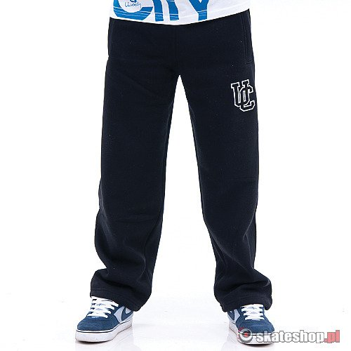 UNIVERCITY Flyer (black) sweat pants