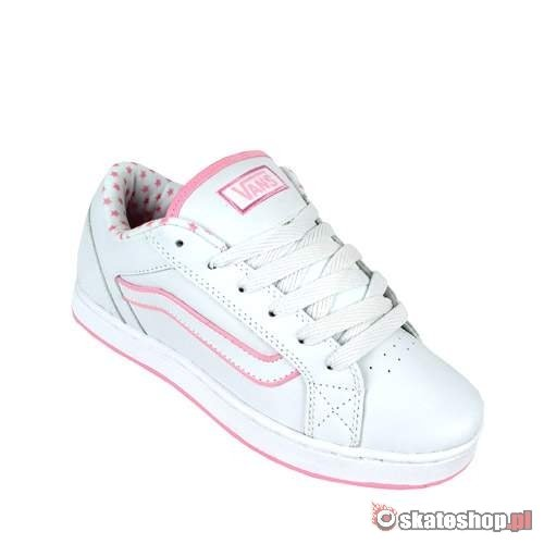 VANS Canty 2 WMN white/prism pink shoes
