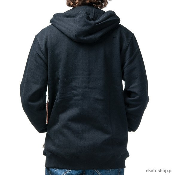 VANS Classic Zip (black/beer belly) hoodie