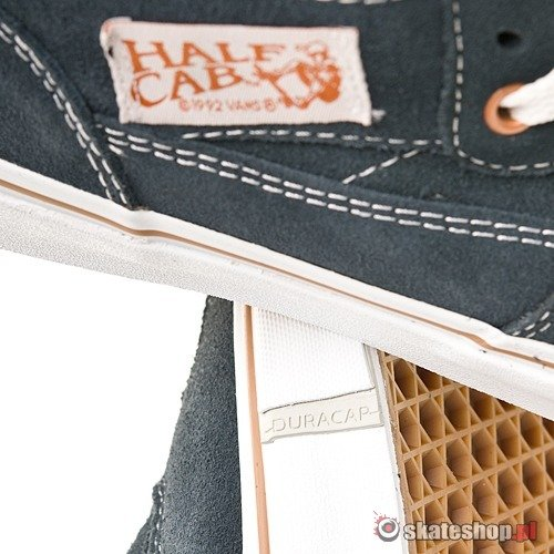 2205dffcae VANS Half Cab Pro twilight white shoes ...