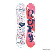 Snowboard Package ROXY Poppy + Speed Strap