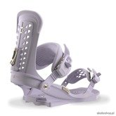UNION Trilogy (lavender) snowboard bindings