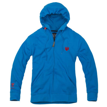 Bluza EMPIRE Archer (blue/red) niebieska