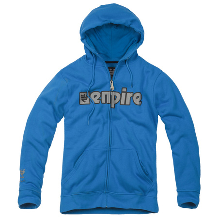 Bluza EMPIRE Warrior (blue/graphite) niebieska