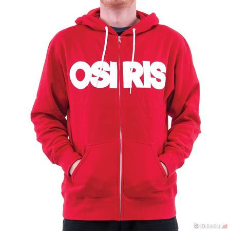 Bluza OSIRIS NYC (red)