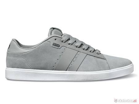 Buty DVS Halsted VPR SMP '14 (grey suede) szare