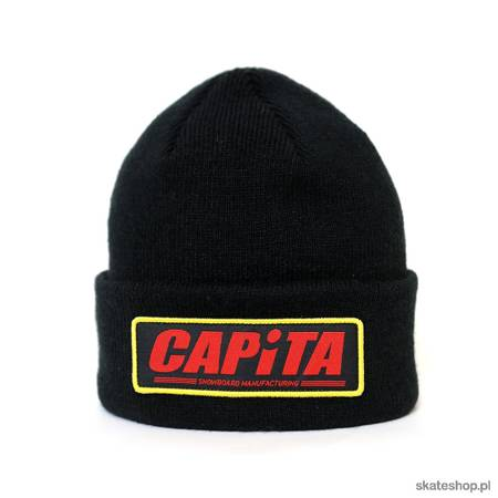 Czapka CAPITA MFG (black)
