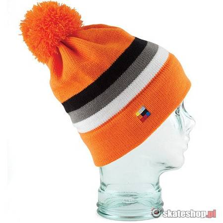 Czapka COAL The Freezin (orange) pomarańczowa