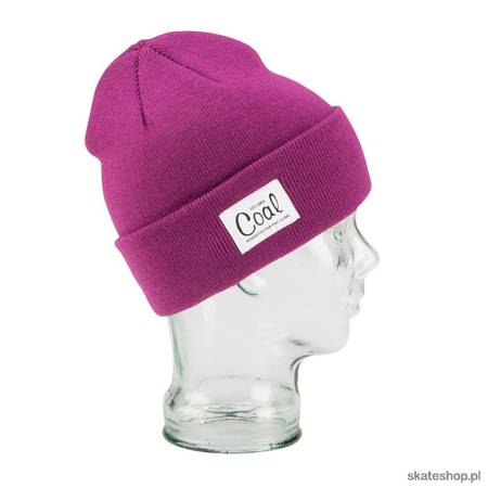 Czapka COAL The Mel (plum)