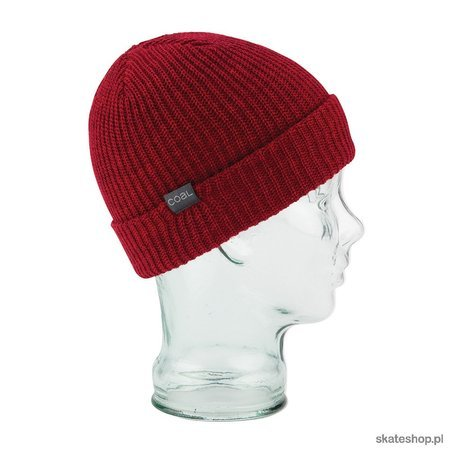 Czapka COAL The Stanley (Dark Heather Red)