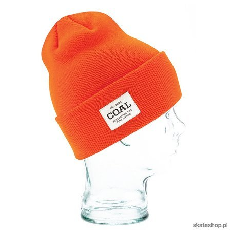 Czapka COAL The Uniform (orange)