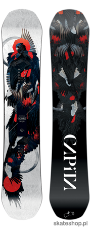 Snowboard CAPITA Birds Of A Feather 150