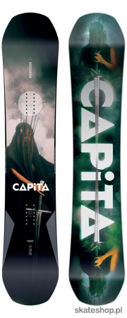 Snowboard CAPITA Defenders Of Awesome 160