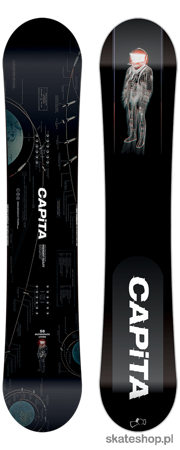 Snowboard CAPITA Outerspace Living 158