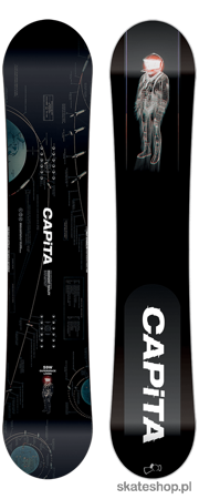 Snowboard CAPITA Outerspace Living 159W