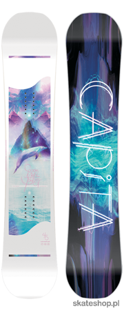 Snowboard CAPITA Space Metal Fantasy 145