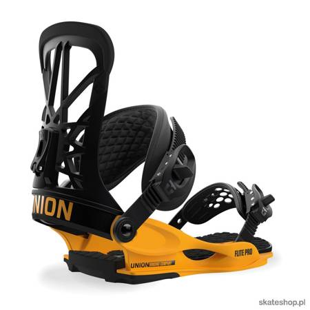 Wiązania UNION Flite Pro 19' (black yellow)