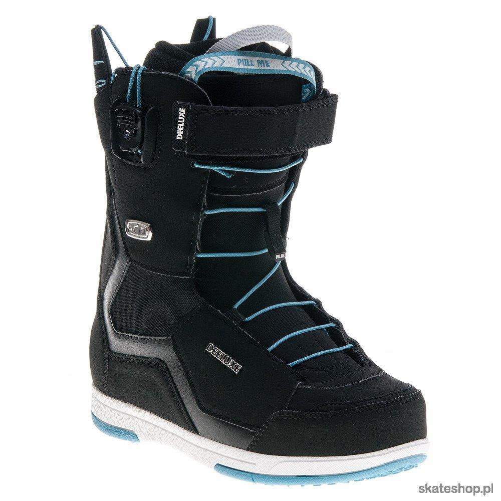 Buty Snowboardowe DEELUXE ID 6.2 Lara TF (black) | skateshop.pl
