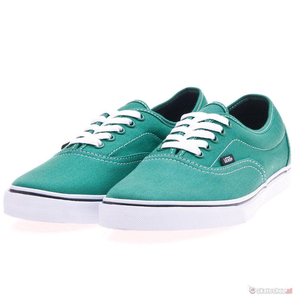 Buty VANS LPE (verdant greenblack) zielone   skateshop.pl