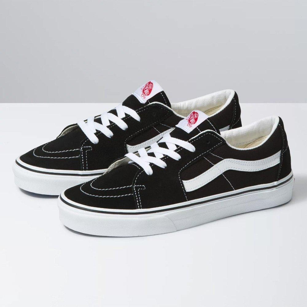 Buty Vans Skate Sk8 Low Black White Skateshop Pl
