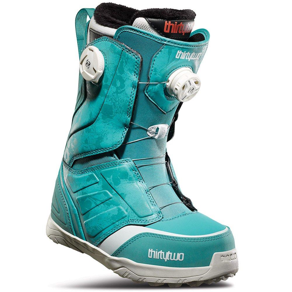 Buty Snowboardowe Thirtytwo Lashed Double Boa Wmn Turquoise Skateshop Pl