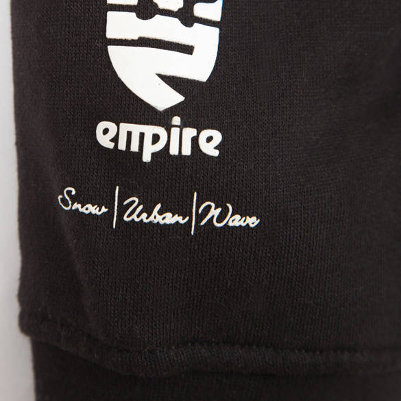 Bluza EMPIRE Kingdom (black/white) czarna