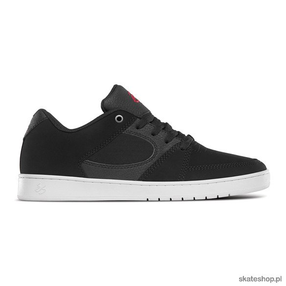Buty ES Accel Slim (black/white/red)