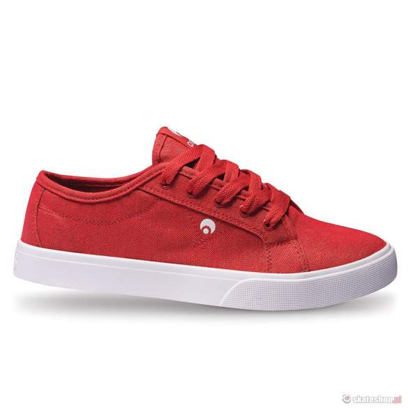 Buty OSIRIS Mith (red/gum/ccc)