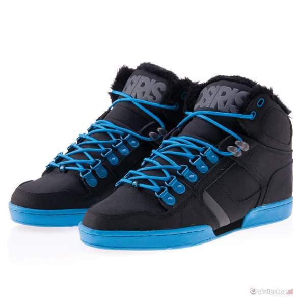 Buty OSIRIS NYC 83 SHR '13 (blkcyngry) czarno niebieskie Sale