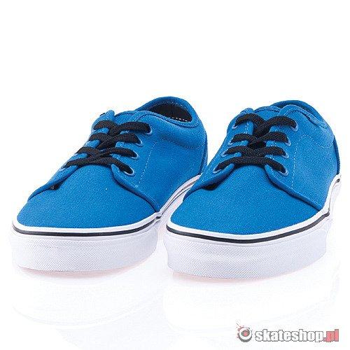 Buty VANS 106 Vulcanized (victoria bluetrue white) niebieskie Sale
