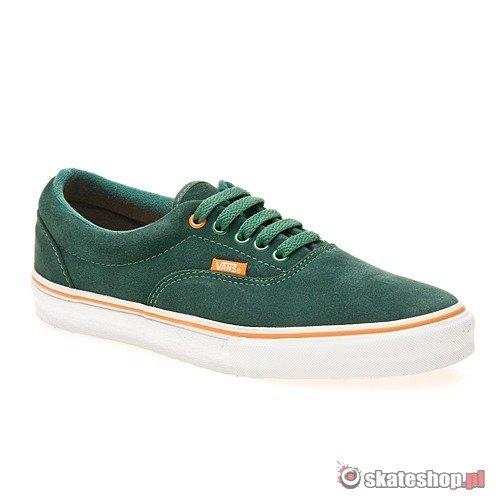 37890e1dd0a34 Buty VANS Era Pro (dark ivy/orange) zielone | skateshop.pl