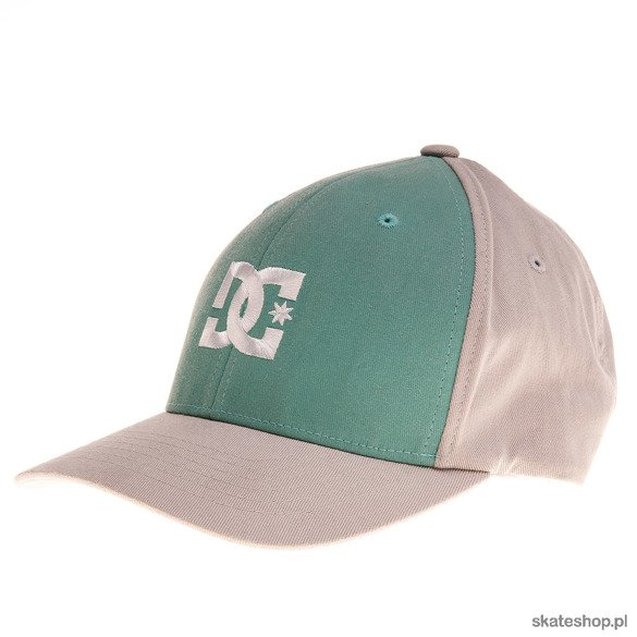 Czapka DC Cap Star (grey/green)