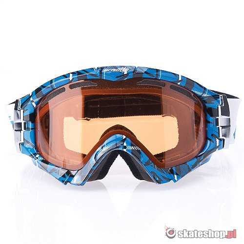 Gogle ARNETTE Series 3 (true blue plaid/persimmon)