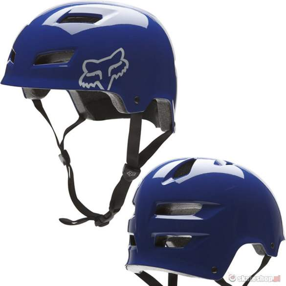 Kask rowerowy FOX Transition (blue)