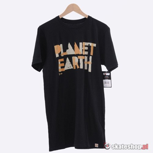 Koszulka PLANET EARTH r. M (black) K44