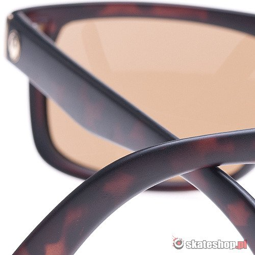 Okulary DRAGON Wormser (matte tortoise/bronze) brązowe