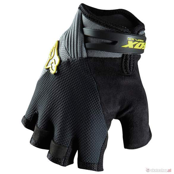 Rękawice FOX Reflex Gel Short (charcoal)
