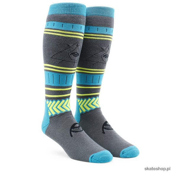 Skarpety snowboardowe VOLCOM See all (blue black)