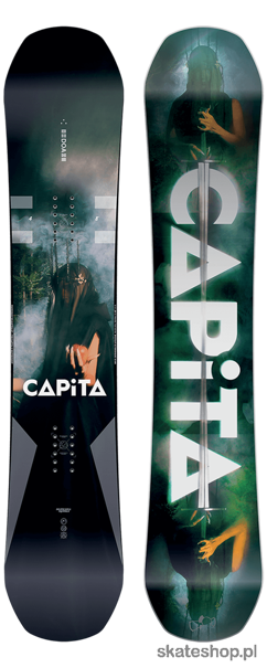 Snowboard CAPITA Defenders Of Awesome 148