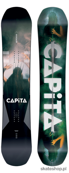 Snowboard CAPITA Defenders Of Awesome 156