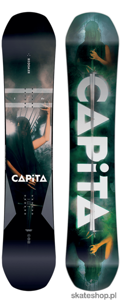 Snowboard CAPITA Defenders Of Awesome 158W