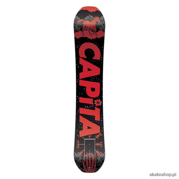 Snowboard CAPITA Indoor Survival 156