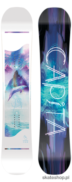 Snowboard CAPITA Space Metal Fantasy 153
