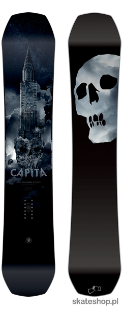 Snowboard CAPITA The Black Snowboard Of Death 159