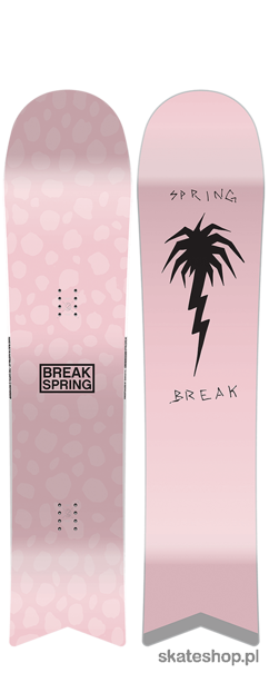 Snowboard CAPITA X SPRING BREAK Slush Slasher 143